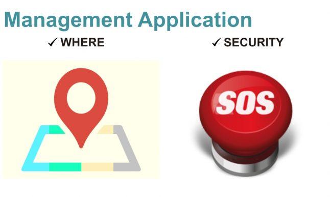 intigo home 2 office attendance application tracking staff security